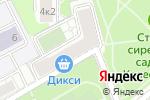 Схема проезда до компании Оценочная компания в Москве