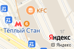 Схема проезда до компании МТС в Москве