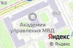 Схема проезда до компании Ризолит в Москве