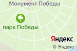Схема проезда до компании Мир фитнеса в Москве