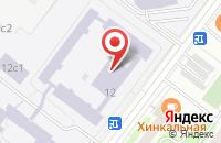 Схема проезда до компании БестТорг в Москве