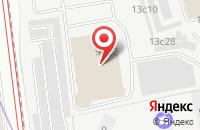 Схема проезда до компании Полиграф-Строй в Москве