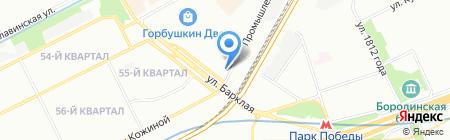 Символ-Автоматика на карте Москвы
