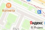Схема проезда до компании ВИСХАГИ-ЦЕНТР в Москве