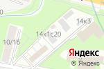 Схема проезда до компании Азбука качества в Москве