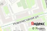 Схема проезда до компании Дерево сказок в Москве