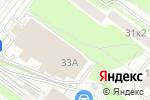 Схема проезда до компании Dsf-Group в Москве