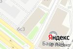 Схема проезда до компании Национальный альянс строителей в Москве