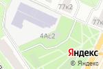 Схема проезда до компании Серена Холдингс в Москве