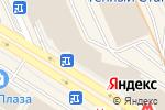Схема проезда до компании Mia в Москве