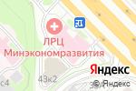 Схема проезда до компании Ледифа в Москве