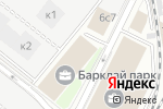 Схема проезда до компании Mindcore в Москве