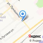 СветоПрозрачныеКонструкции на карте Щёкино