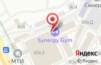 Схема проезда до компании Бизнес-Логистик в Москве