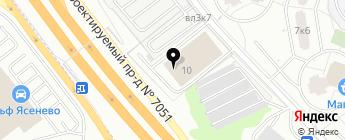 G-Energy Service на карте Москвы
