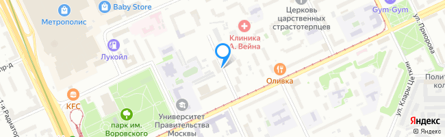 переулок Новоподмосковный 5-й
