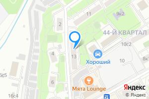 Однокомнатная квартира в Москве м. Фили, Тучковская улица, 13
