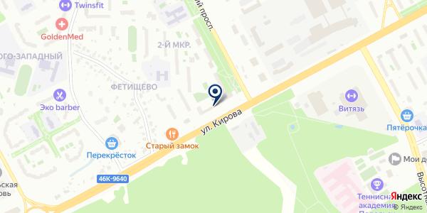 Многопрофильный магазин на карте Подольске