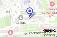 Схема проезда до компании АВТОТРАНСПОРТНОЕ ПРЕДПРИЯТИЕ ВИВИТРАНС в Москве