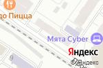 Схема проезда до компании Фили-Град в Москве