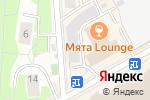 Схема проезда до компании REHAU в Москве