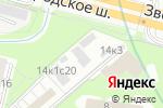 Схема проезда до компании Дейта плюс в Москве