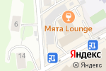 Схема проезда до компании HitechNation в Москве