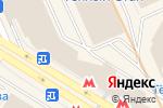 Схема проезда до компании RURUT в Москве