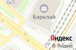 Схема проезда до компании СпецСтрой 137 в Москве