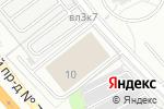 Схема проезда до компании Ветеран-Авиа в Москве