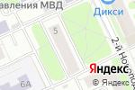 Схема проезда до компании Сигнал-Сервис в Москве