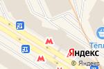 Схема проезда до компании Лайк сервис в Москве