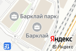 Схема проезда до компании Хижина в Москве