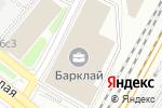Схема проезда до компании Carvill Invest в Москве