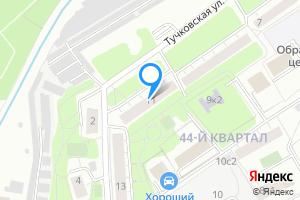 Сдается однокомнатная квартира в Москве м. Фили, Тучковская улица, 11