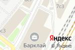 Схема проезда до компании UBank в Москве