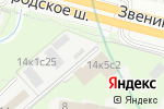 Схема проезда до компании Caramelo в Москве
