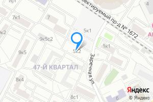 Комната в Москве Заречная улица, 5к2