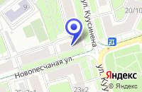 Схема проезда до компании ВЕТЕРИНАРНАЯ СТАНЦИЯ А + А в Москве