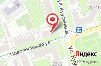 Схема проезда до компании Одигитрия в Москве
