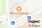 Схема проезда до компании Покровские бани в Москве