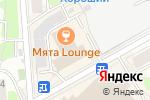 Схема проезда до компании ТеплоГетру в Москве