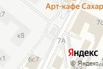 Схема проезда до компании Федеральная лаборатория исследования ртути в Москве