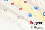 Схема проезда до компании Грушевый сад в Москве
