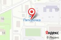 Схема проезда до компании Тамань в Москве