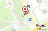 Схема проезда до компании Славянка в Подольске
