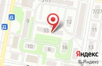 Схема проезда до компании Грация в Климовске