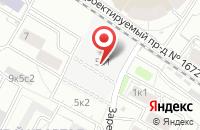 Схема проезда до компании Гербера в Москве