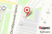Схема проезда до компании Ваш семейный юрист в Подольске