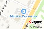 Схема проезда до компании Магнит-Косметик в Икше